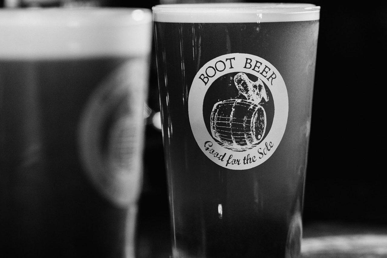 The Boot pub